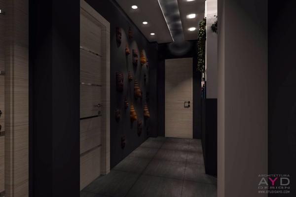 Foto illuminazione interni casa studio ayd torino di - Illuminazione da interni casa ...