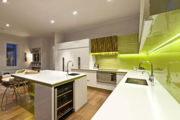 Foto: Illuminazione Led Per Cucine di Marilisa Dones #357671 ...
