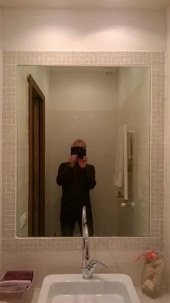 Foto Incasso Specchio Di Vetri Cornici Manenti 383456 Habitissimo