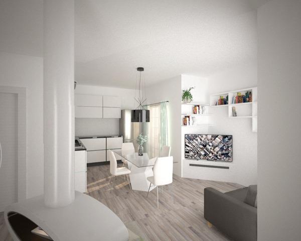 Foto: Ingresso Soggiorno di Centoundici Interior Design ...