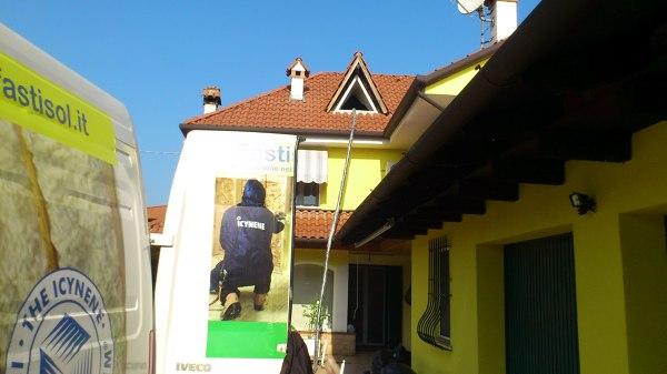 progetto Isolamento a Porpetto Udine
