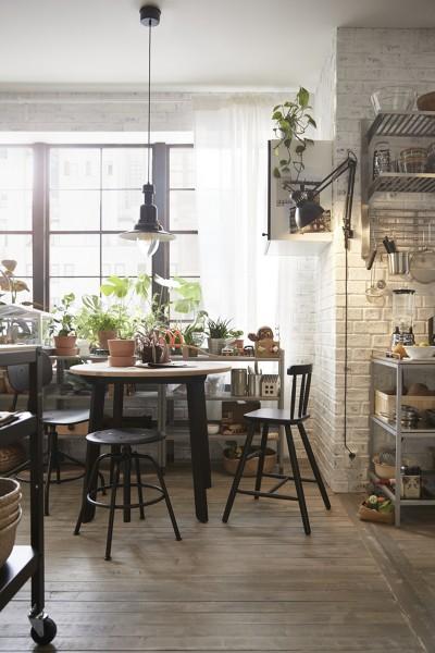 Foto: Ispirazioni Per la Cucina Ikea di Rossella Cristofaro #673135 ...