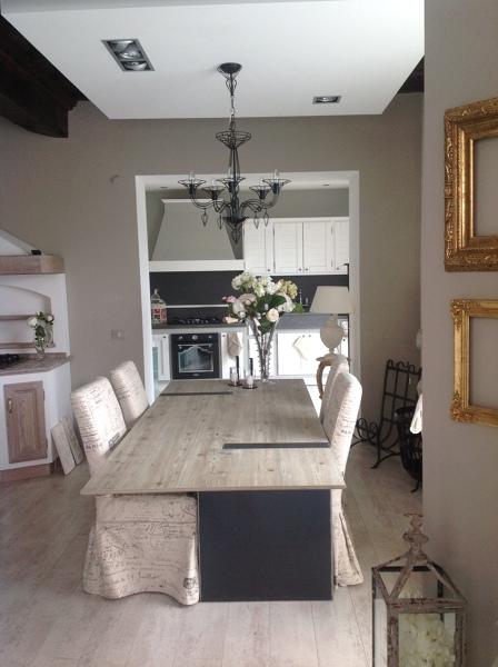 Foto la casa country chic di de sutti design 219412 for Arredamento etnico cagliari