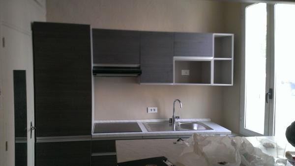 Foto la cucina con piastra elettrica di ediltech di lanfranca 338625 habitissimo - Cucina con piastra elettrica ...