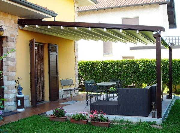 Foto: La Stanza del Sole Gibus, Pergola In Alluminio Linea ...