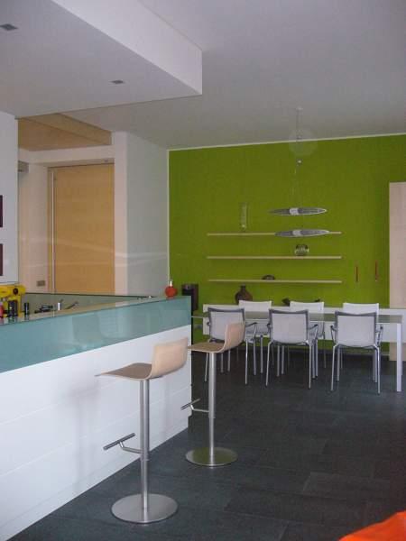 Foto la zona pranzo di ma2studio architettura design - Zona pranzo design ...
