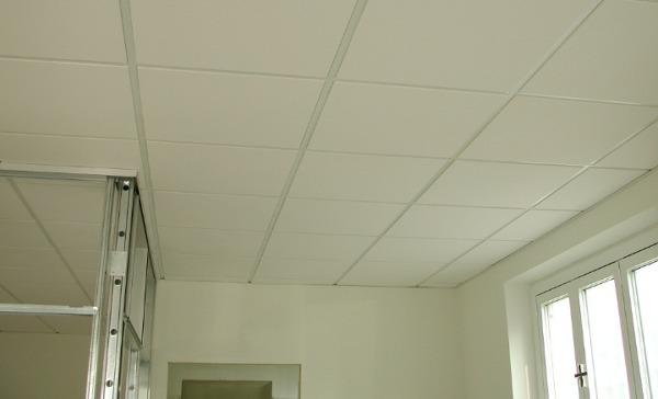 Ufficio In Cartongesso : Foto lavori ufficio pareti in cartongesso e controsoffittatura a