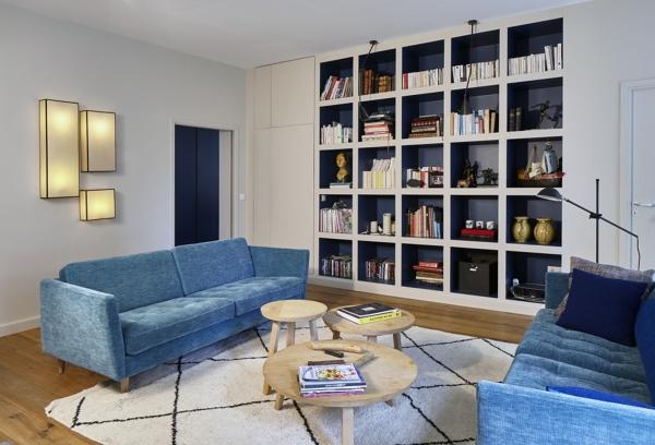 Cartongesso Salotto : Foto libreria in cartongesso salotto di rossella cristofaro