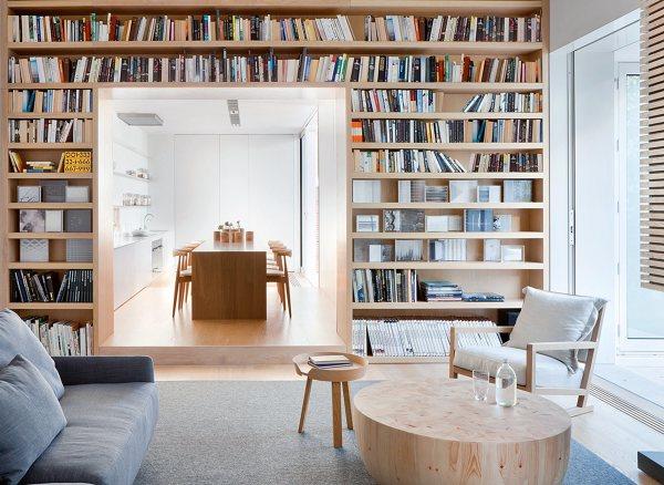 Foto: Libreria su Misura In Legno di Rossella Cristofaro #390005 ...