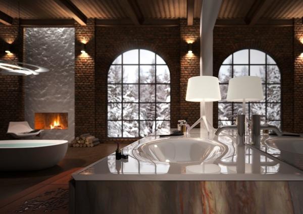 Foto luci relax per bagno di marilisa dones 341727 - Luci per bagno ...