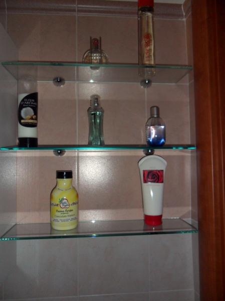Foto mensole per bagno di 035 serramenti e vetri 89926 habitissimo - Mensole in ferro battuto per bagno ...