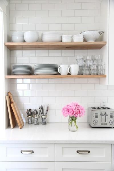 Foto mensole per la cucina di rossella cristofaro 448554 - La cucina di rossella ...