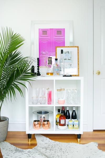 Foto Mobile Ikea Per Creare Bar Low Cost Di Rossella Cristofaro