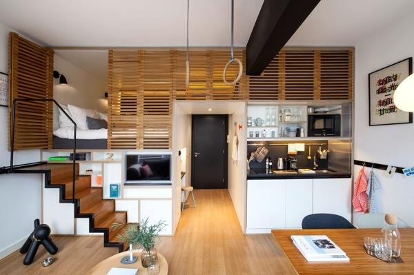 Costruire Un Letto A Scomparsa : Letti ingegnosi per spazi ridotti idee interior designer