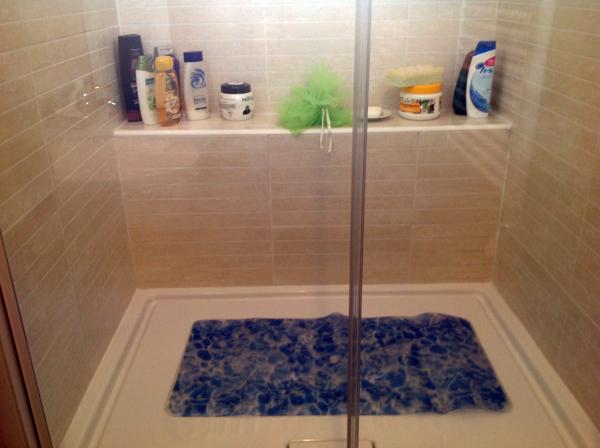 Foto muretto interno doccia di r d m srl 113192 habitissimo - Bagno con muretto ...