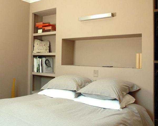 Idee Cucine E Soggiorno : Foto nicchie camera da letto di rossella cristofaro