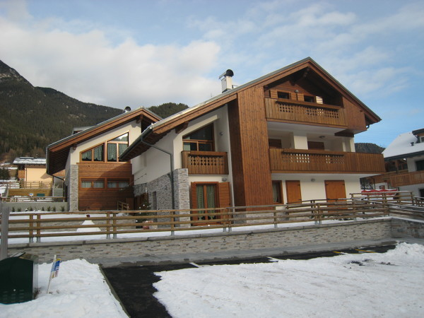 Foto nuova costruzione fabbricato residenziale di ing claudio paganelli 658356 habitissimo - Preventivo costruzione casa nuova ...