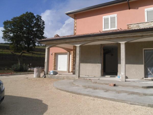 Foto nuova villetta in trivento di geom sandro d 39 amico 380741 habitissimo - Preventivo costruzione casa nuova ...