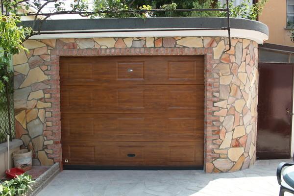 Ristrutturazione facciata garage a Torino (TO)