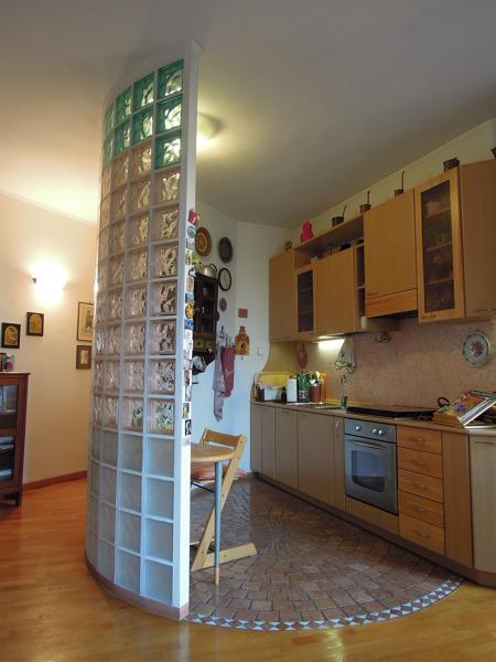 Foto parete in vetro cemento di architetto roberto - Parete in vetro prezzi ...