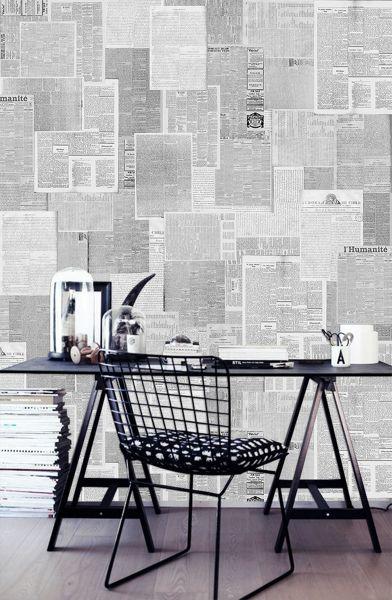 Foto pareti salotto giornali di marilisa dones 353802 for Giornali di arredamento
