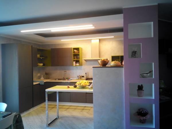 Foto particolari in cartongesso cucina di d m decor 534632 habitissimo - Cucina in cartongesso ...