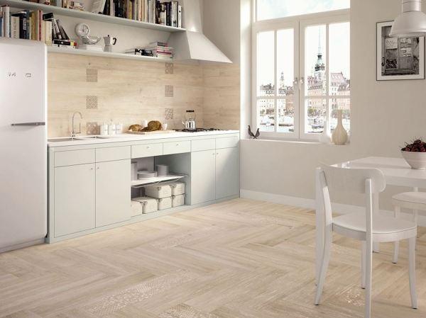 Pavimenti Cucina Immagini: Piastrelle cucina pavimenti e ...