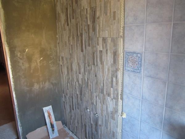 Foto piatto doccia in muratura di d p edilizia generale