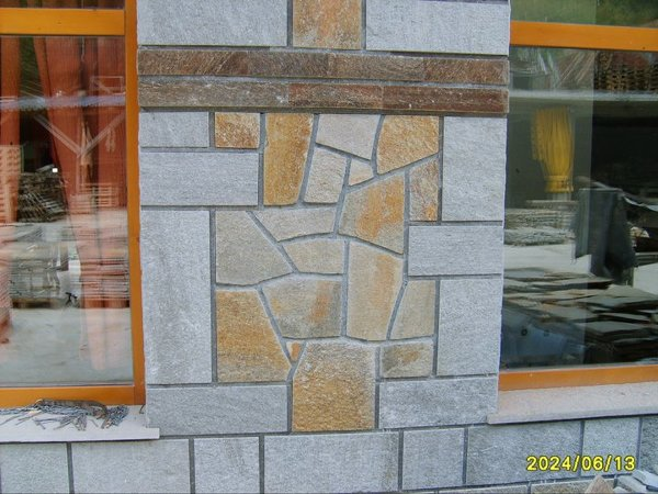 Foto pietra arenaria piastrelle lati segati di lg marmi e pietre