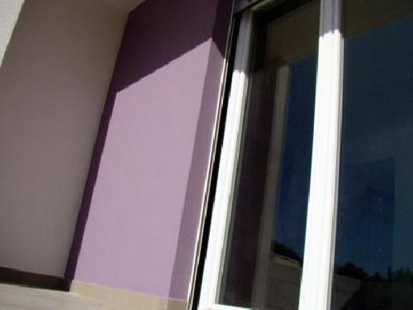 Foto porta finestra con veneziana integrata in nuova costruzione di windor 42112 habitissimo - Finestra con veneziana integrata ...