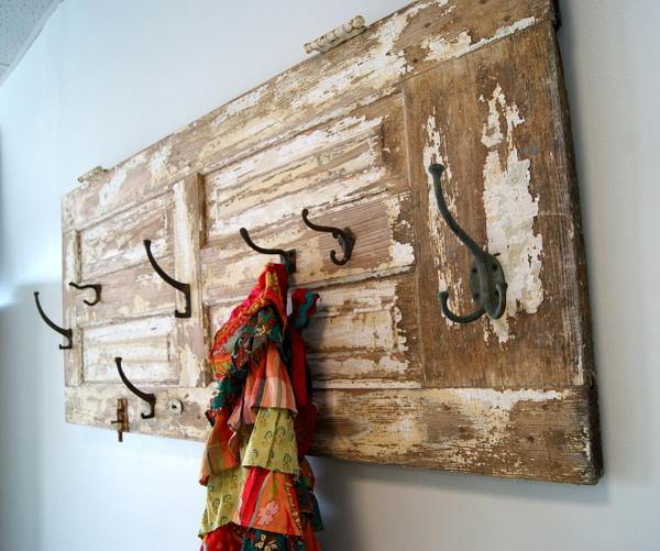 Porte vecchie in legno per un diy cool idee architetti - Porte vecchie in legno ...