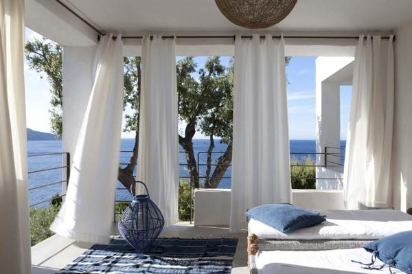 Foto portico di casa estate di valeria del treste 318162 for Portico moderno