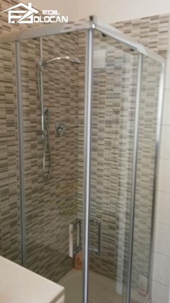 Foto posa mosaico box doccia di edlibv 411829 habitissimo - Posa mosaico bagno ...