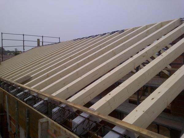 impermeabilizzante per tetto in legno