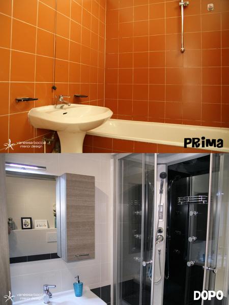 Foto prima dopo bagno di vanessa boccia interior design 357163 habitissimo - Frontline dopo bagno ...