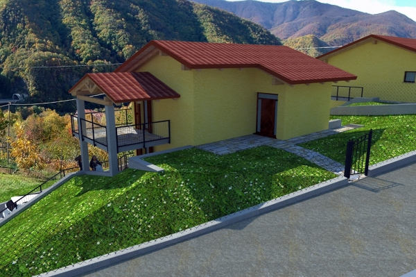 Foto progettazione e realizzazione di tre unit for Software di progettazione di edifici per la casa gratuito
