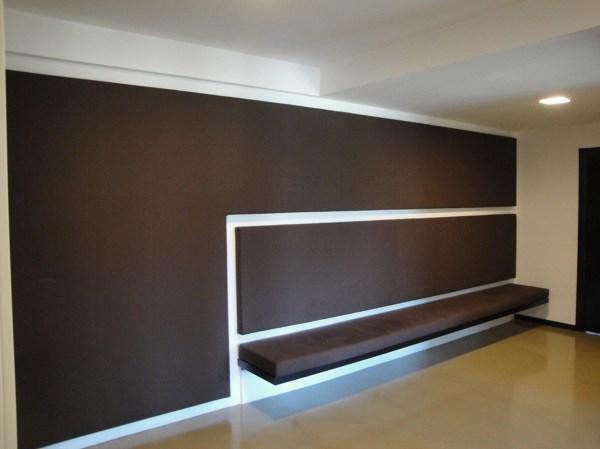 La Sala D Attesa.Foto Progetto Studio Legale Sala D Attesa Di Studio Di