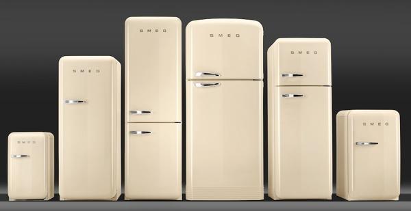 Icone di design: il frigorifero SMEG - Procenter habitissimo