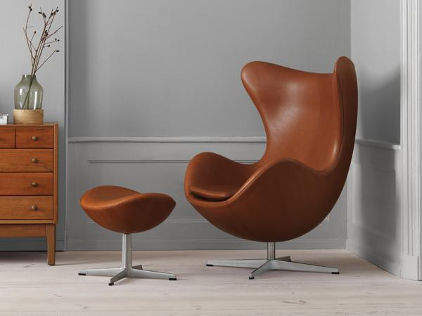 Poltrona Egg Di Jacobsen.Icone Di Design La Poltrona Egg Di Arne Jacobsen Idee Interior Designer
