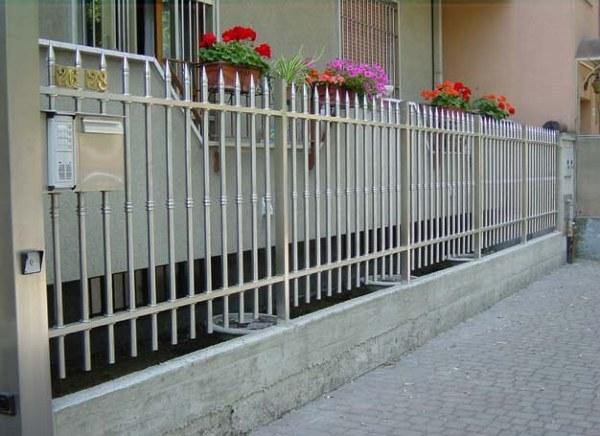 Foto recinzione inox di sas 373494 habitissimo - Recinzione casa prezzi ...