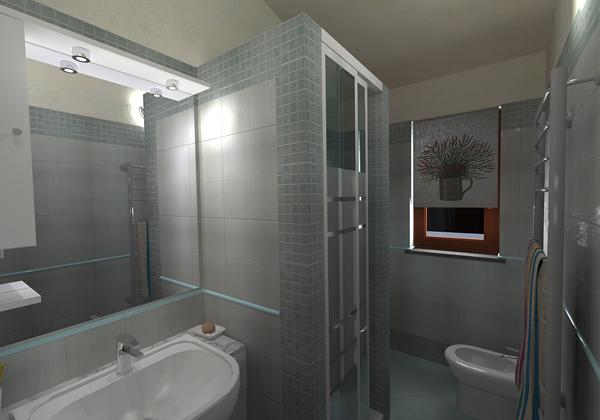 Foto: render del bagno prima della ristrutturazione di alessandro