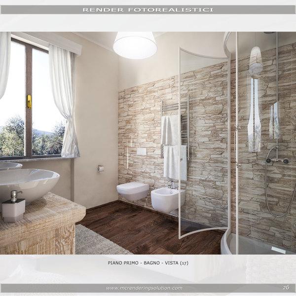 Foto Render Progetto Bagno Di Mc Rendering Solution 621974