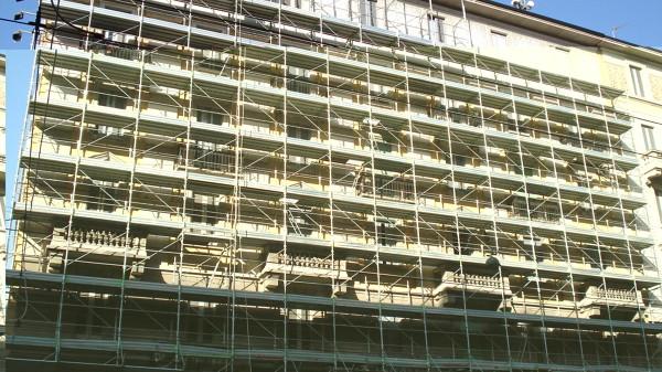 progetto Restauro di facciata