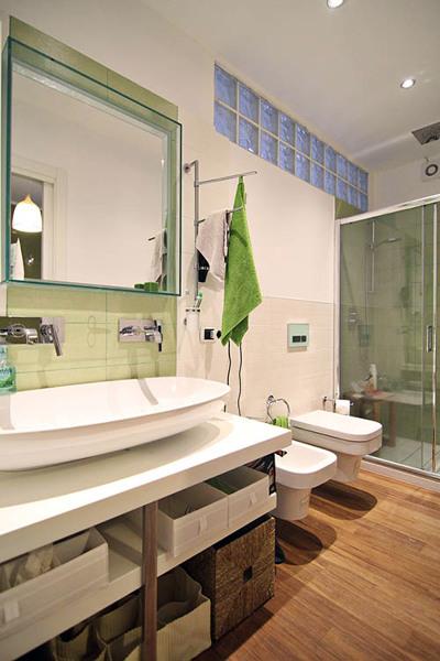 Foto rifacimento bagno 1 di verde mattone srl 153600 - Rifacimento bagno bologna ...