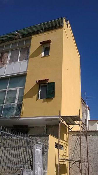 Rifacimento Facciata Edificio