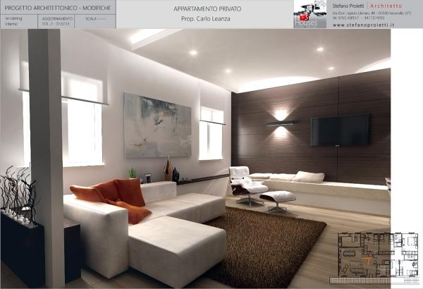Foto ristrutturazione appartamento civitavecchia rm for Idee ristrutturazione appartamento