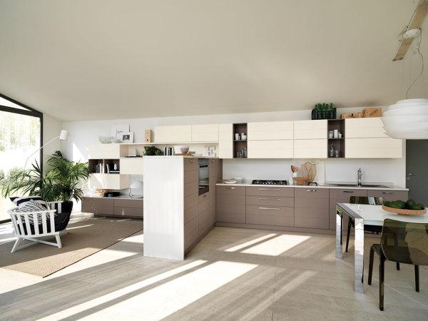 Cucine Lube A Cagliari : Foto ristrutturazione cucina open space di marilisa dones