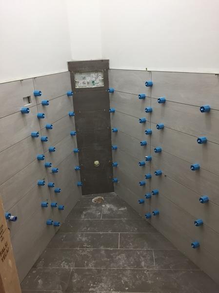 Foto rivestimento bagno piccolo di impresa edile rama 461823 habitissimo for Rivestimento bagno piccolo