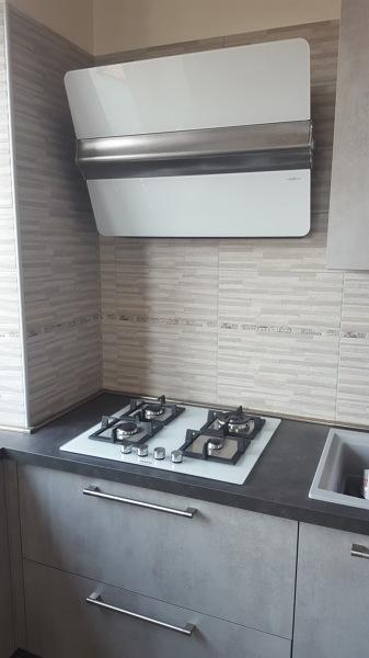 Foto rivestimento cucina moderno di de castro srl 429807 habitissimo - Rivestimento piano cucina ...