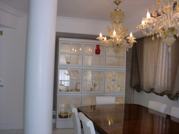 Foto sala da pranzo di studio pastore architettura for Arredamento pastore